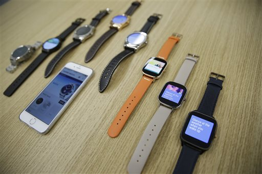 Android Smartwatches iPhone