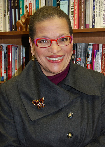 Julianne Malveaux says that there are too many Black women, raped by White men, whose experiences are swallowed in the vacuum of history.