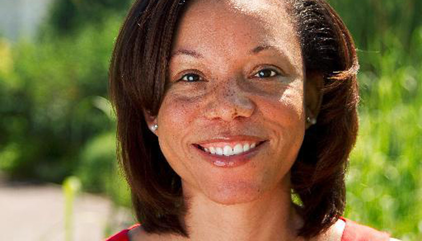 Nadia Garnett serves as the African American Vote Director for Hillary Clinton's campaign. (CNN)