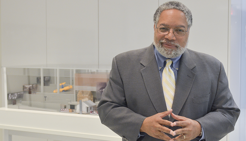 Lonnie G. Bunch III, the founding director of the museum said that the five grand opening sponsors have been longstanding, essential partners in the campaign to build the National Museum of African American History and Culture. (Freddie Allen/AMG/NNPA)