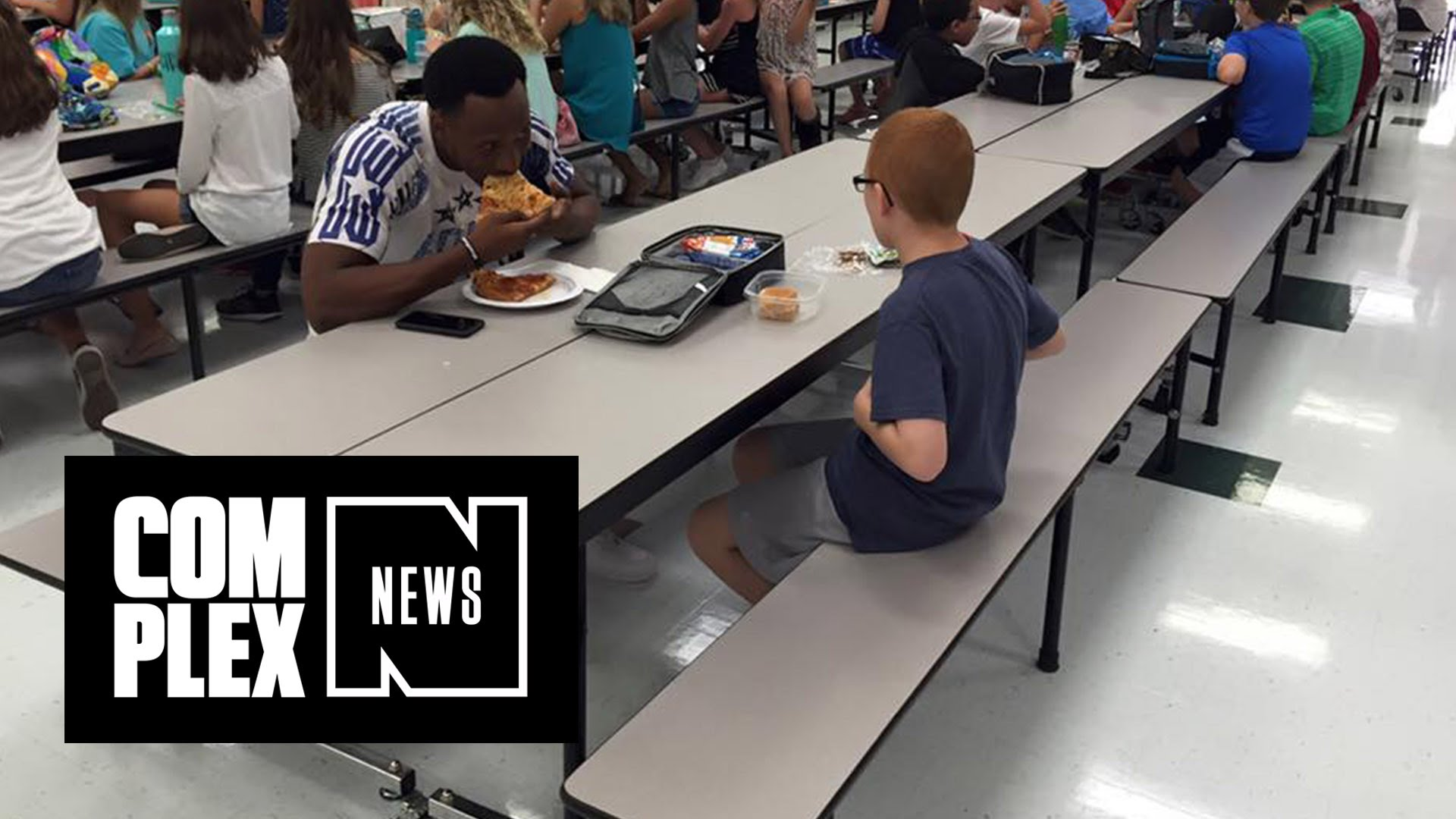 WATCH: Mom Writes Viral Post After FSU Player Has Lunch With Her Autistic Son