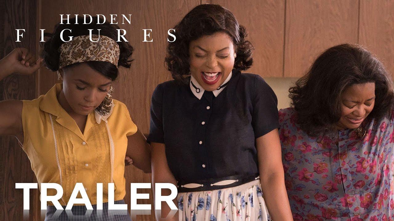 WATCH: New #HiddenFigures Trailer Starring Taraji P. Henson, Octavia Spencer and Janelle Monáe