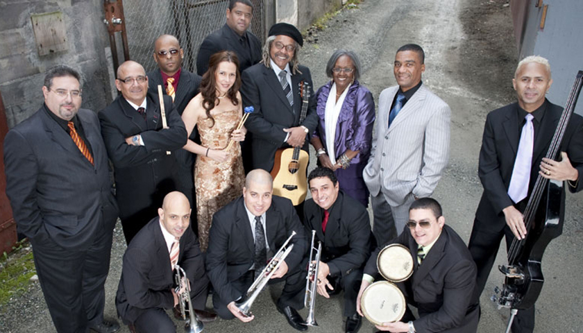 Juan De Marco González and the Afro-Cuban All Stars. (Afro-Cuban All Stars)