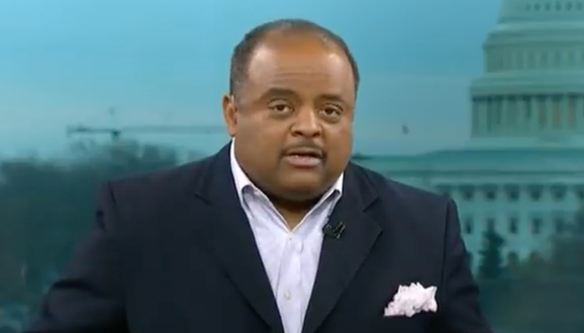 TV One cancels Roland Martin's NewsOne Now. (Screenshot/YouTube.com)