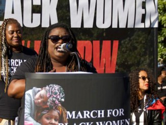 Monica Simpson, the executive director of SisterSong, says that the work of Black women will help us understand and combat Trump's agenda, with Black women leading the fight.