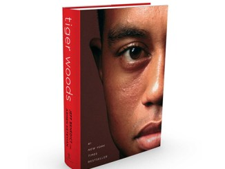 """Tiger Woods"" (Simon & Schuster), co-written by Jeff Benedict and Armen Keteyian"