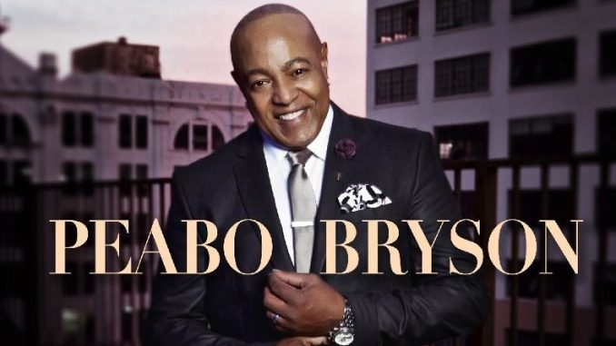 Stand For Love' is the new release from Peabo Bryson, available from Capitol Records.