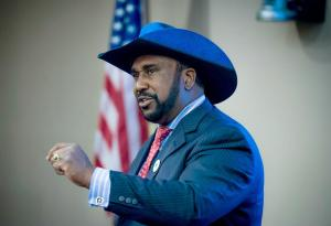 """John W. Boyd Jr. is president of the National Black Farmers' Association and says the black farmers settlement payouts have concluded. """"There's no pot of money to be tapped,"""" Boyd said. """"Obama settled all of that already."""" (Photo: nationalblackfarmersassociation.org):"""
