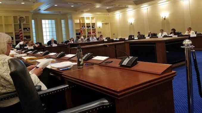 Members of the Commission on Innovation and Excellence in Education, known as the Kirwan Commission, convene Sept. 21 in Annapolis to discuss ways to improve the Maryland education system.