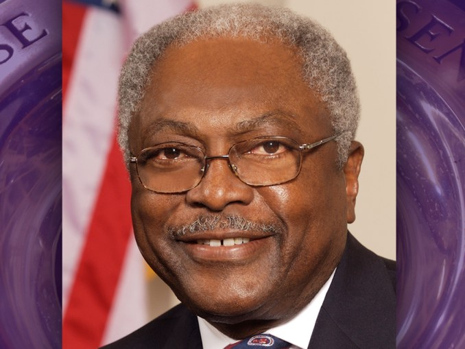 Congressman James E. Clyburn (D-SC)