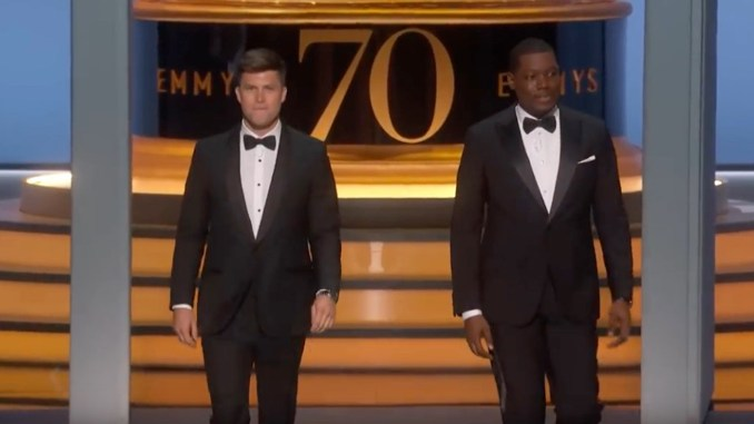 Emmy Awards opening monologue (Photo: Video Screen capture YouTube)