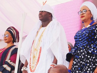 """In preparation for this year's Olojo Festival, H.I.M. The Ooni Of Ife, stated, """"We are set for a legacy project that will uplift one of the oldest cities in the world and put it on the global tourist map."""""""