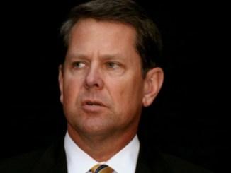 GOP Georgia Gubernatorial Candidate Brian Kemp.