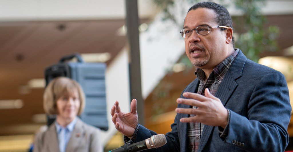 Investigation into Accusations by Rep. Ellison's Ex-Girlfriend Finds Charges