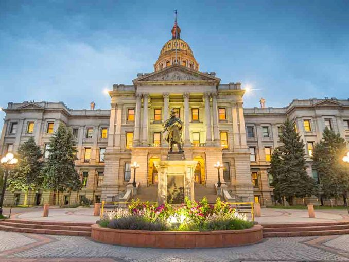Colorado State Capital (Photo: iStockphoto / NNPA)