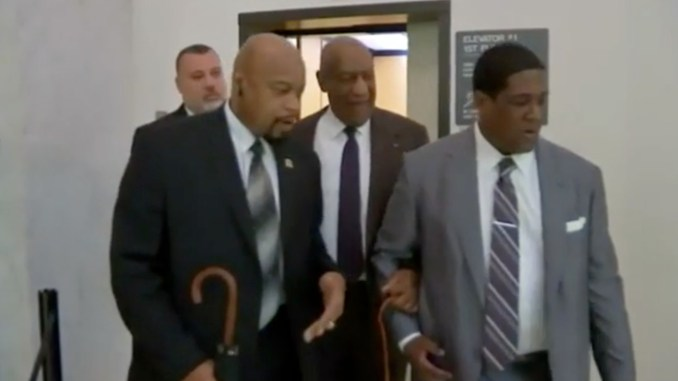 "Former District Attorney Bruce Castor: …there was ""no question that Cosby relied upon my representation when he submitted to depositions in the civil case related to the allegations made by Constand."" (Photo: Screen capture from 2016 Reuters report video)"