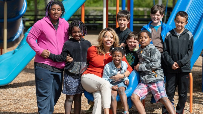 Lucy McBath campaigns for Georgia\'s 6th Congressional District seat. (Lucyforcongress.com)