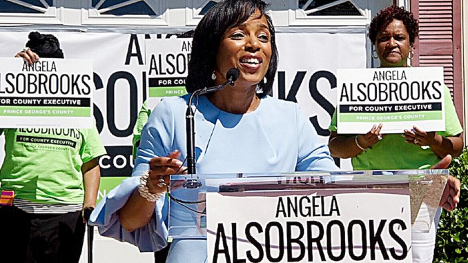 Angela Alsobrooks