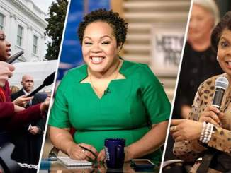 African American female journalists Abby Phillip of CNN, Yamiche Alcindor Cline of PBS and April Ryan of American Urban Radio Networks and CNN have been directly attacked by President Trump