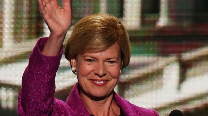 U.S. Senator Tammy Baldwin of Wisconsin