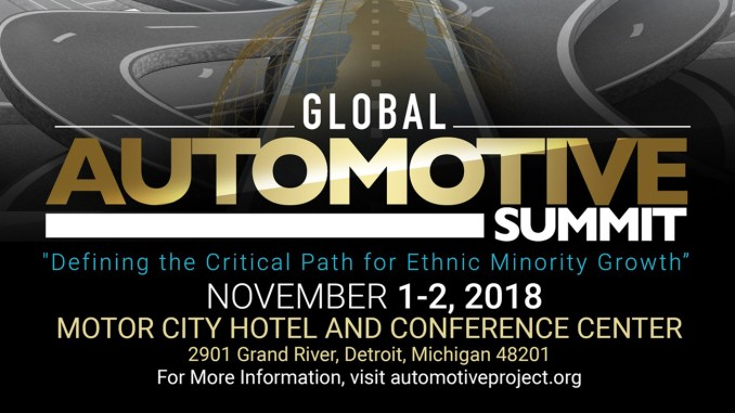 "Ford, GM and Toyota each reflected ""best practices"" in ethnic diversity in employment, marketing and philanthropy."