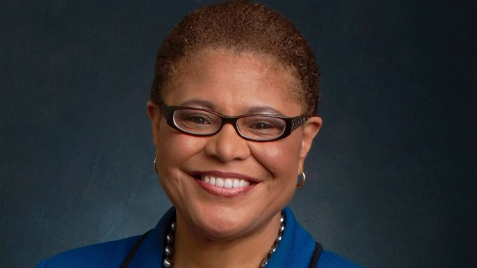 """From her days in the California General Assembly where she became the first African-American woman in U.S. history to lead a state legislative body, to her work in Congress to address both domestic and international issues affecting people of African descent, Congresswoman Bass has demonstrated tried and true leadership,"" said outgoing CBC Chair Cedric L. Richmond (D-LA-02)."