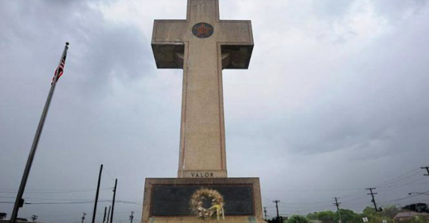 A Memorial Or a Dicey Mix of Church and State?