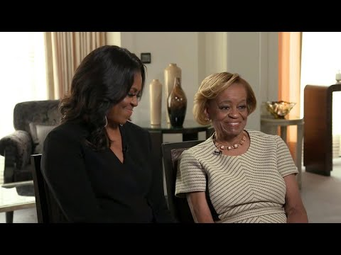 4960ed21dcc1 VIDEO  Michelle Obama talks Marriage and Politics and her Mother Speaks on  Adjusting to Life at White House