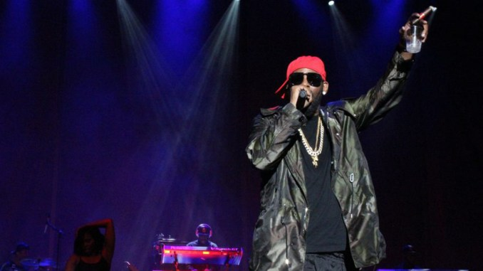 "R. Kelly at V103 Block Party in Chicago (Photo credit: Eddy ""Precise"" Lamarre)"