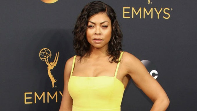 Taraji P. Henson (Photo: Splash News)