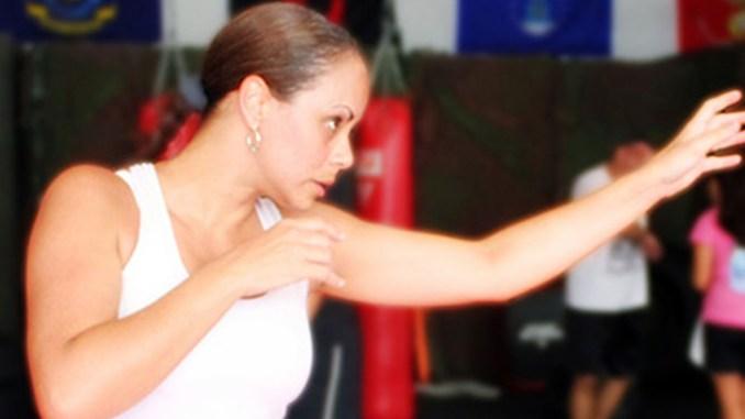 Nashville Martial Arts Master Liz Fitzgerald. (Courtesy Photo)