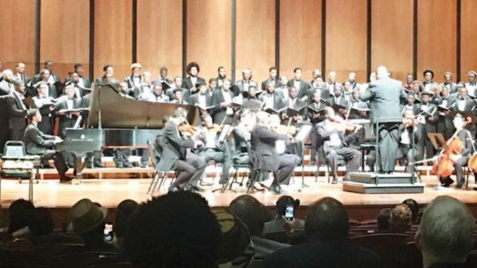 Morehouse College / 152nd Anniversary (Photo by: flcourier.com)