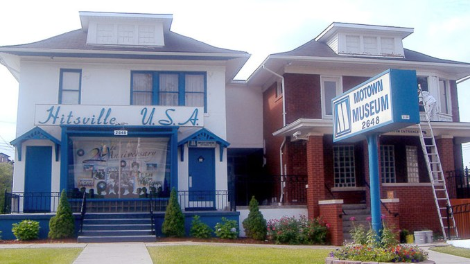 Motown Museum (Photo by: Chris Butcher | Wiki Commons)