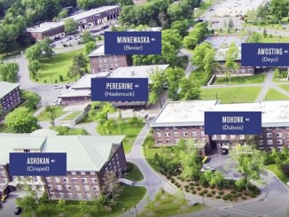 The SUNY Board of Trustees voted unanimously in favor of a resolution to remove and replace the names of six SUNY New Paltz buildings named for original Huguenot patentees of the Village of New Paltz.