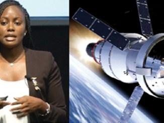 Wendy Okolo (Photo by: thewestsidegazette.com)