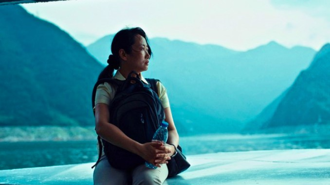 Tao Zhao in Ash Is Purest White