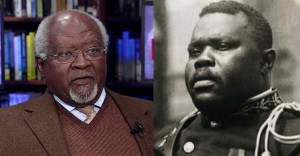"""""""Reparations is a conversation that is in-depth and involved and it's a long and necessary conversation,"""" Garvey said."""