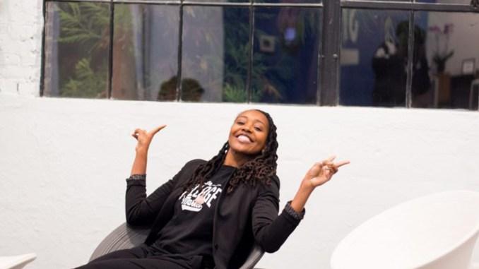 "Women of Excellence Spotlight: LaKeysha ""Dr. Key"" Hallmon, Founder and CEO of The Village Market (Photo by: @Carolleerose   @blackbalancepod)"