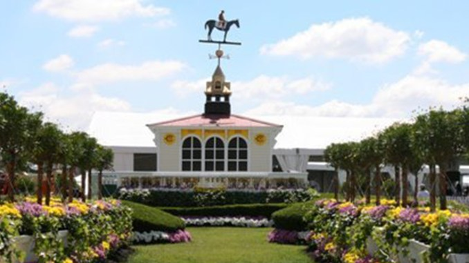 There have recently been discussions and fund allocations hinting that Preakness, traditionally held in Baltimore at Pimlico Race Course, will move to Laurel Race Track. (Courtesy Photo)