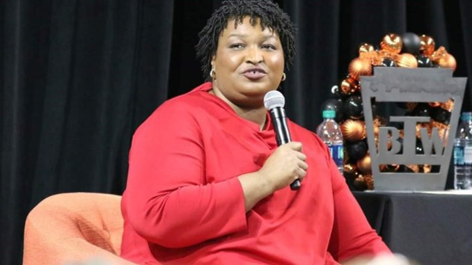 Stacy Abrams (Photo by: CJ Webber-Neal)