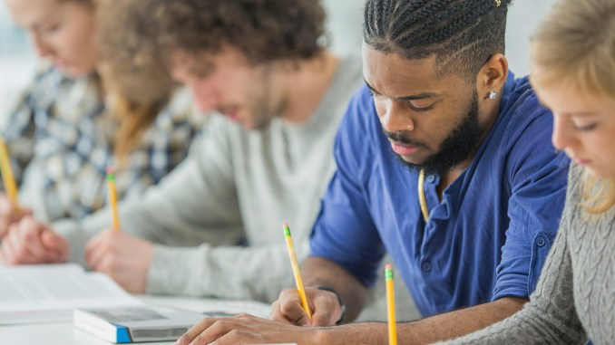 "When they are continually designated at ""below basic"" on standardized tests and their culture not understood by teachers and test makers, their behaviors are almost self-fulfilling prophesies. (Photo: iStockphoto / NNPA)"