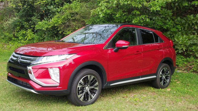The Eclipse Cross has become the brand's third best-selling vehicle. Its available in a variety of trims, at a price point that could easily undercut the competition by close to $10,000, depending upon if the vehicle is going head-to-head with the compact or midsize crossover segment.
