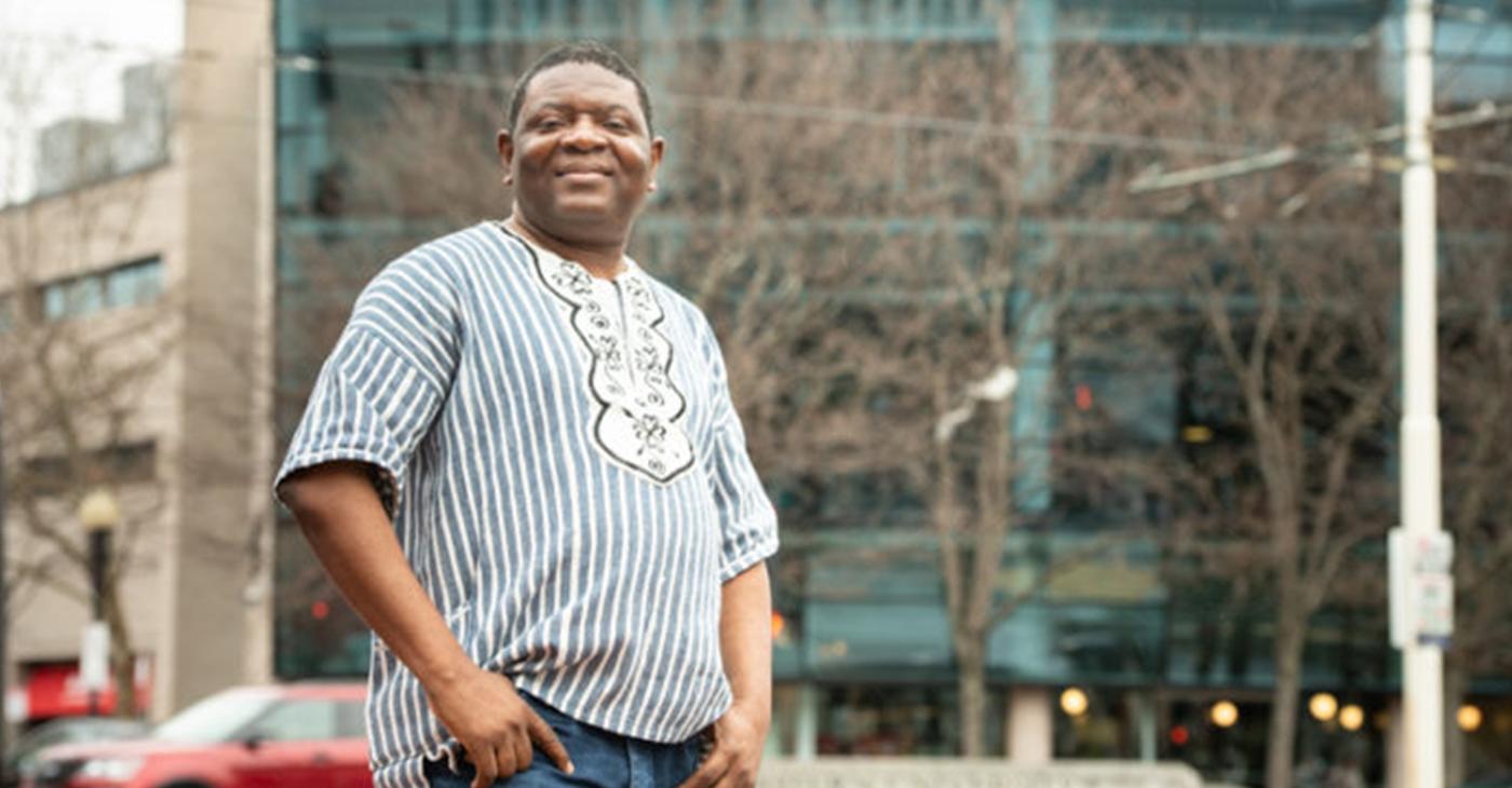 After Risking Life, Liberian Activist Scoops 'Green Nobel Prize'