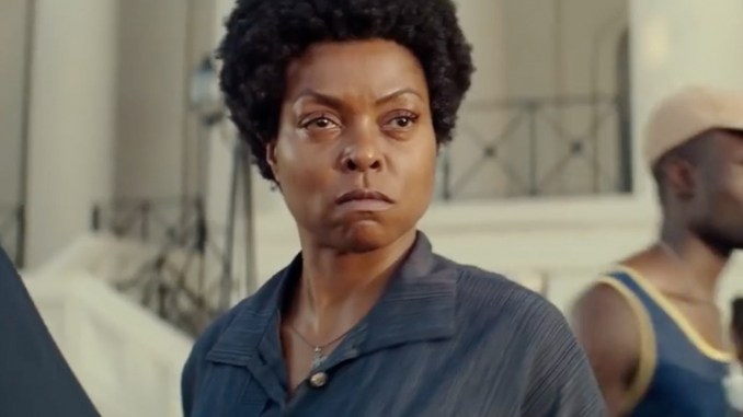 Taraji P. Henson stars in Best of Enemies