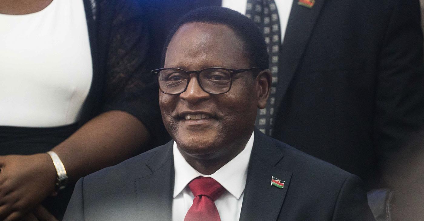 Dr. Chakwera Seeks to Unite Malawi and African Diaspora