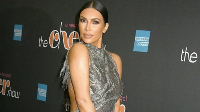 Kim Kardashian (Photo Credit: Splash News)