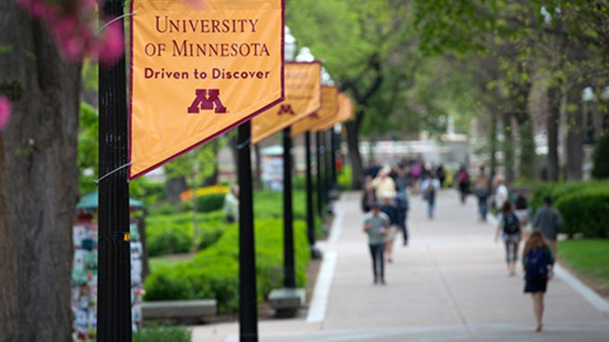 Photo by: University of MN