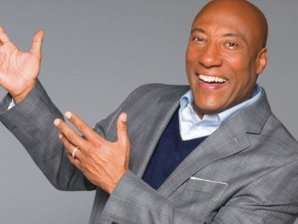 """I've always thought of business as a contact sport. I'm not going to play just in the Negro Leagues. I'm always going to play in the global leagues,"" said Byron Allen."