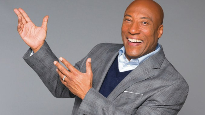 """""""I've always thought of business as a contact sport. I'm not going to play just in the Negro Leagues. I'm always going to play in the global leagues,"""" said Byron Allen."""