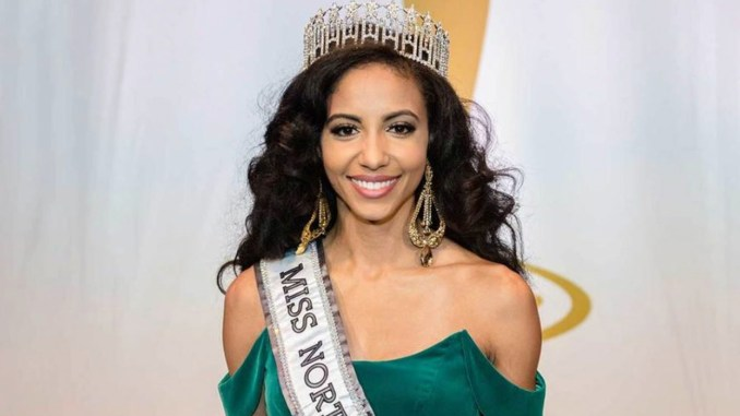 Miss USA, Cheslie Kryst, (Photo: Courtesy biowikis.com)